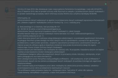 Akademia Kształcenia i Doskonalenia Zawodowego - Szkolenia Łódź