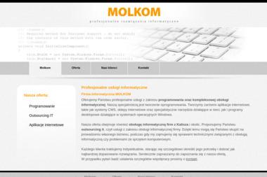 MOLKOM - Programowanie Aplikacji Kalisz