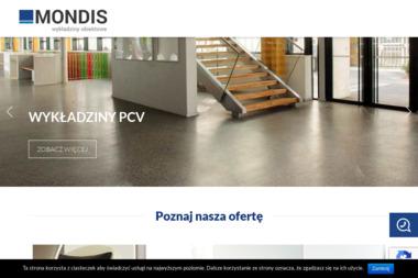 MONDIS – wykładziny obiektowe - Wykładziny Gdańsk