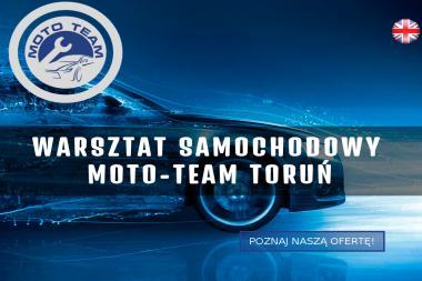 MOTO-TEAM - Mechanik Toruń