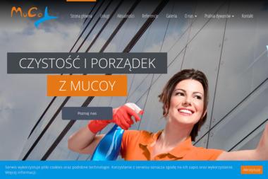 MUCOY - Sprzątanie biur Skierniewice