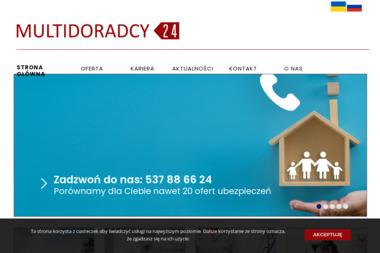 MULTIDORADCY24 sp. z o.o. - Ubezpieczenie AC Opole
