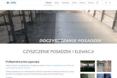 ARMA czyszczenie profesjonalne - Mycie elewacji Tułowice