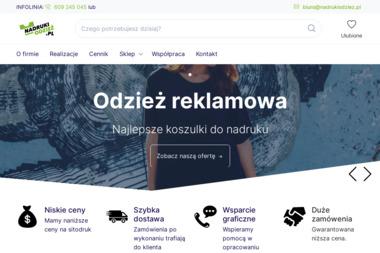BUSTWEAR - Nadruki na odzieży Bydgoszcz