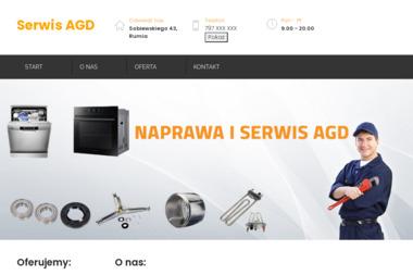 Serwis AGD - Naprawa piekarników i kuchenek Rumia