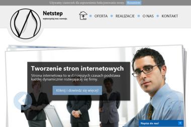 Netstep - Strona Internetowa Żory