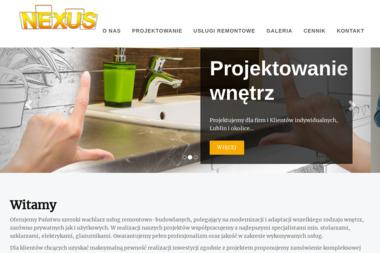 NEXUS - Remonty biur Kalinówka