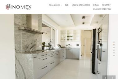 NOMEX - Producent mebli - Meble Na Wymiar Warka