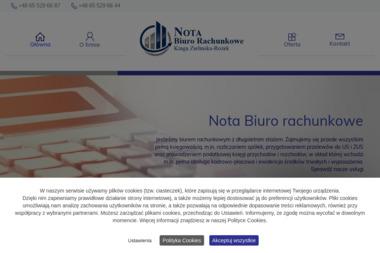 Nota Biuro Rachunkowe Kinga Zielinska-Rożek - Rachunkowość Leszno