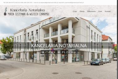 Kancelaria Notarialna - Notariusze Marcin Szczepaniak, Wojciech Czarnomski - Kancelaria prawna Płock