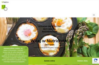 Nutridieta – catering dietetyczny - Firma Gastronomiczna Kończyce Małe