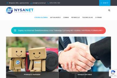 NysaNet - Internet Jędrzychów