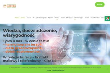 MagMed - Hipnoterapia Białystok