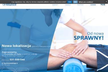 Zakład Rehabilitacyjny Odnowa - Masaże Relaksacyjne Jasło