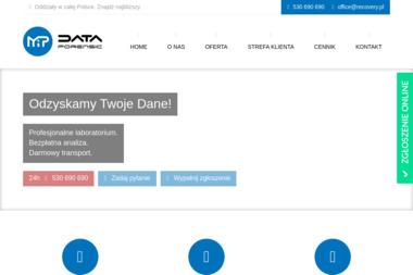 MiP Data Recovery - Firma Informatyczna Ełk
