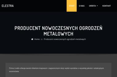 ELESTRA  s.c. - Elementy Kute Końskie