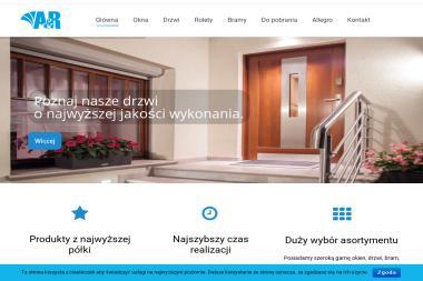F.H.U. A&R Agnieszka Modrzyńska - Producent Okien Aluminiowych Zgierz