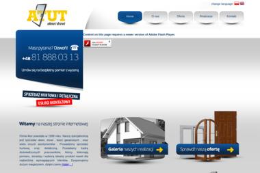 ATUT Puławy - Producent Okien Aluminiowych Puławy