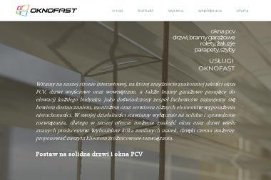 OKNOFAST - Okna PCV Iłowo-Osada