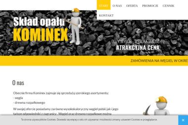 KOMINEX - Eko-groszek Leszno