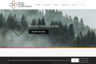 Opolskie Centrum Psychodynamiczne - Psycholog Opole