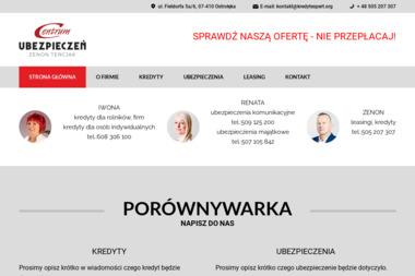 Centrum Kredytów i Ubezpieczeń - Ubezpieczenie samochodu Ostrołęka