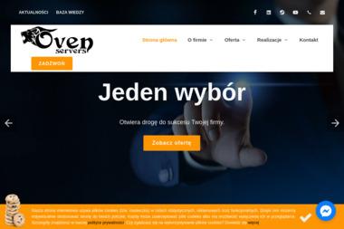 Oven Servers - Strony internetowe Jasło