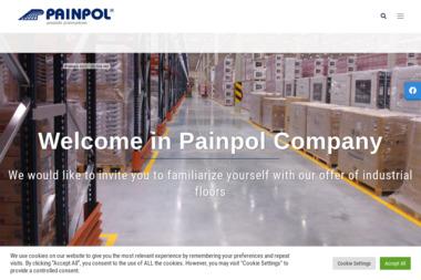 PAINPOL  Posadzki przemysłowe - Posadzki Przemysłowe Dębica