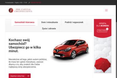 PC Ubezpieczenia - Ubezpieczenie samochodu Płock