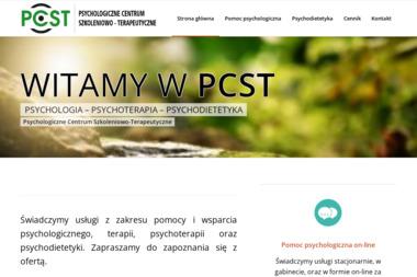 Psychologiczne Centrum Szkoleniowo – Terapeutyczne - Psycholog Olesno