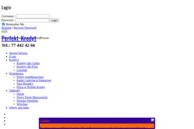 Perfekt Kredyt - Kredyt dla firm Opole