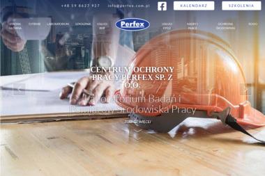 """Laboratorium Badań i Pomiarów Środowiska Pracy """"PERFEX"""" S.C. - Kurs pierwszej pomocy Lębork"""