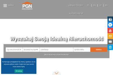 PGN Nieruchomości - Sprzedaż Domów Kamień Pomorski