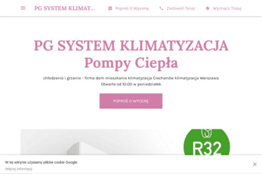 PG System Klimatyzacja - Klimatyzacja Ciechanów