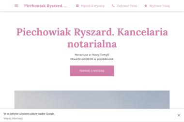 Kancelaria Notarialna - Piechowiak Ryszard - Kancelaria prawna Nowy Tomyśl