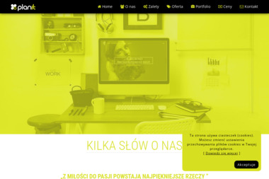 Planit.net.pl - Strony Internetowe Bytom
