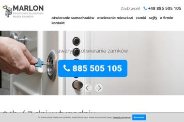 Marlon Pogotowie Ślusarskie - Sejfy Katowice