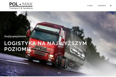 POL-MAX - Transport Międzynarodowy Radoszyce