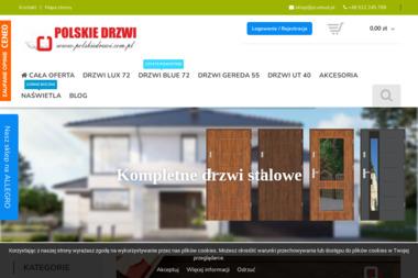 PCW-BUD Adam Długołęcki - Drzwi Stalowe Ciechanów