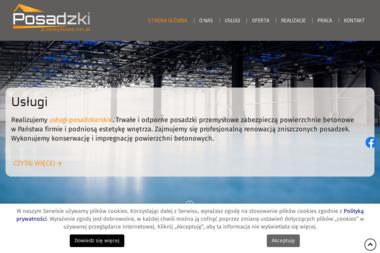 Posadzki Pinta, Sebastian Pinta - Posadzki przemysłowe - Posadzki przemysłowe Czechowice-Dziedzice