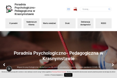 Poradnia Psychologiczno-Pedagogiczna - Psycholog Krasnystaw