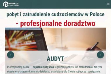 Pracuj-Legalnie.PL - Firma audytorska Jabłonka