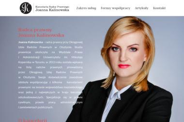Kancelaria Radcy Prawnego Joanna Kalinowska - Windykacja Pułtusk