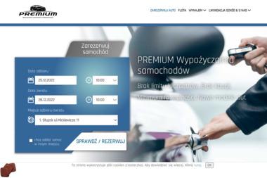 Premium Wypożyczalnia Samochodów - Wypożyczalnia samochodów Słupsk