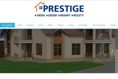 PRESTIGE S.C. - Stolarka Aluminiowa Dębica