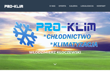 """""""PRO-KLIM"""" - Urządzenia, materiały instalacyjne Biała Podlaska"""