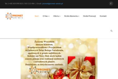 PRONET - SERWIS - Internet Osjaków