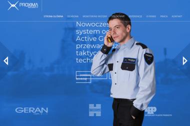 PROXIMA Security Sp. J. - Agencja ochrony Gliwice