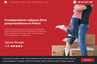 DTS Przeprowadzki - Przeprowadzki międzynarodowe Płock