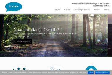 Ośrodek Psychoterapii i Rozwoju EGO - Psycholog Kłodzko